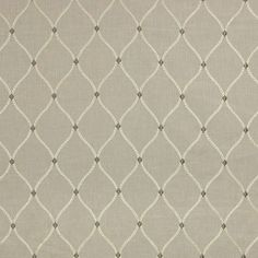 Superb lattice barley home fabric by Greenhouse. Item B7260-BARLEY. Best prices and free shipping on Greenhouse fabric. Over 100,000 luxury patterns and colors. Always 1st Quality. Sold by the yard. Width 51 inches.
