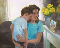 Everyone has felt sad at some time or another, but God's love can be felt, even in the midst of tragedy. Family Home Evening Lessons, Temple Lds, Fhe Lessons, Lds Temples, Latter Day Saints, Love Can, Gods Love, Jesus Christ, Sad