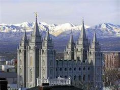 Salt Lake City...Got to visit during the National Music Educators Conference in 2006...Just beautiful!