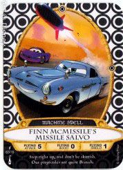 ❤ 63 of 70 Finn McMissile's Missile Salvo