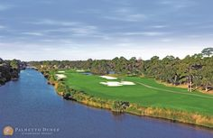 Play on 12 different golf courses on Hilton Head Island