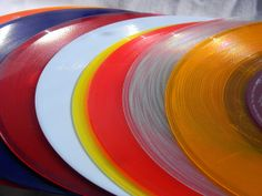 purple vinyl record | coloured yellow red purple clear orange vinyl records 2nd September ...