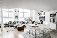 idéias apartamento casa mobiliário quarto sala de jantar fotos