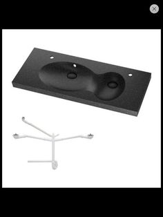 his and hers Double Sink Basin in Home, Furniture & DIY, Bath, Sinks   eBay