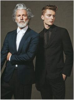 madame figaro photos 004 Modern Gents: Max Rendell + Aiden Shaw for Madame Figaro