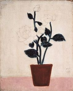 the art room plant: Sanyu I