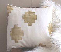Tribal Pillow Cover