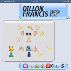 <cite>Messages</cite> by Dillon Francis
