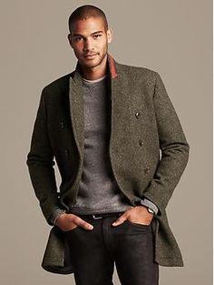 Heritage Tweed Topcoat