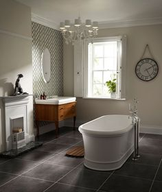 C.P. Hart's exclusive London collection is our best-selling classic bathroom range, and for excellent reason. Every piece displays a flawless surface with a deep, lustrous finish, painstakingly produced by applying layer upon layer of a special glaze. Shop the range at cphart.co.uk