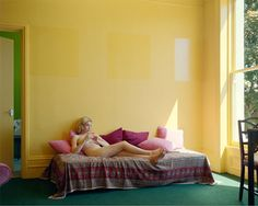 Jeff Wall, Summer Afternoons, 2013