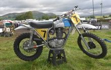 Take a look: Jimmy Aird's Cheney BSA