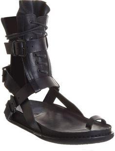 ShopStyle: Ann Demeulemeester Tall Gladiator Sandal