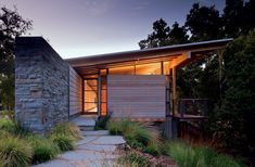 Modern Design Inspiration: Simple Shed Roof - BCJ Architects, Halls Ridge Knoll…