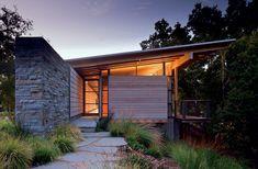 Modern Design Inspiration: Simple Shed Roof - BCJ Architects, Halls Ridge Knoll…