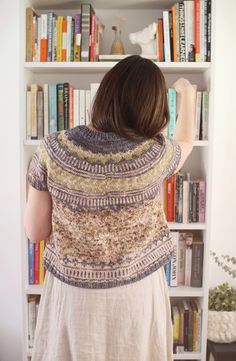 Soldotna Crop by Caitlin Hunter/Boyland Knit Works Cast Off, Good Parenting, One Color, Swatch, Things To Think About, Best Gifts, Turtle Neck, Crop Tops, Knitting