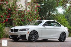 2014 BMW M235i with M Performance Parts - Photoshoot - http://www.bmwblog.com/2014/07/03/2014-bmw-m235i-m-performance-parts-photoshoot/