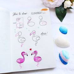 It's flamingo time! As you know are tough days for me but luckily I made these tutorials before having the bad news! 😋 Do you know that…