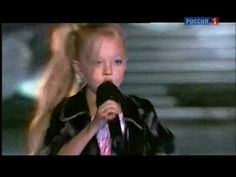 Anastasia Petrik (8 years old) from Ukraine is the winner of the New Wave Junior Contest 2010 (Artek, Ukraine, August 2010). Copyright 2010 ARS Company and Rossia TV Channel. All rights reserved.