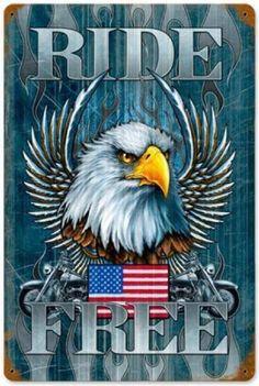 Harley Davidson Motorcycles - Made In The USA #HarleyDavidson #USA