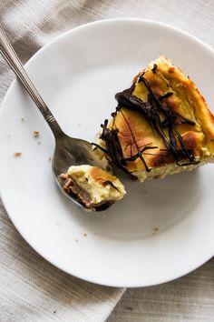 Recipes as easy as ABC: Tofurnik mango