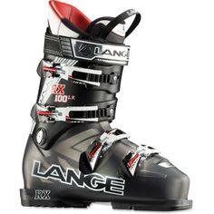 Lange RX 100 LV Ski Boots - Men's - 2011/2012 - Free Shipping at REI.com