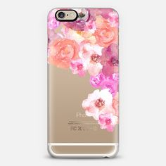 @casetify sets your Instagrams free! Get your customize Instagram phone case at casetify.com! #CustomCase Custom Phone Case | Casetify | Graphics | Painting | Transparent | Monika Strigel