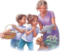 """Martine apprend ravie qu'elle va intégrer le """"Guiness book"""" des records dans la catégorie """"Petite peste""""."""