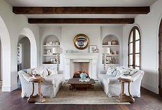 Living in Style...Santa Barbara sophistication...Spanish colonial | One Kings Lane