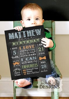 Love this! Definitely going to order for Nate's First BIrthday! He is Our Little Man and it will be perfect since his birthday will be mustache themed!
