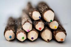 Color Crayons  Fine Art photography Fun by PatrickRabbatPhotos, $20.00