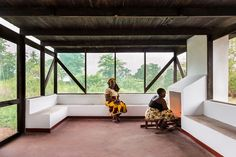 Gallery of How Combining Traditional Asian and African Design Could Minimize Diseases in Rural Tanzania - 10