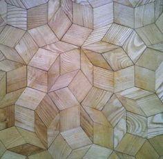 A Penrose tiling