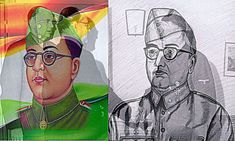 The Indian National Army under the leadership of Netaji Subhash Chandra Bose had badly defeated the British Army near the Imphal on April 14, 1944.