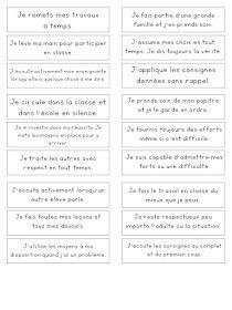 La classe de Karine: Les 6 habitudes d'un élève Behavior Reflection, Classroom Management Techniques, Bulletins, Back To School, Document, Teaching, Bulletin Boards, Classroom Ideas, French