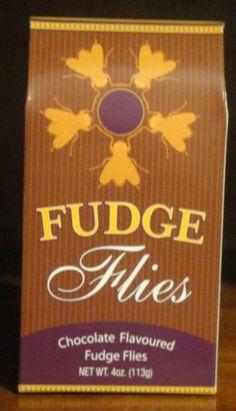 Harry potter - fudge flies