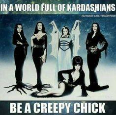 Halloween Humor  Be A Creep