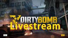 Dirty Bomb  primer Livestream first