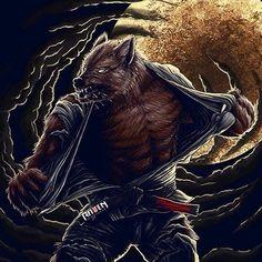 Wolfman Jiu-Jitsu