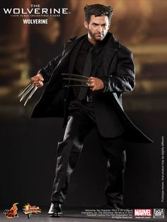 The Wolverine by Hot Toys