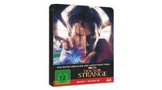 [Vorbestellen] Doctor Strange (2D3D) Steelbook [3D Blu-ray] [Limited Edition]