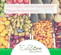 Zrównoważona dieta wegetariańska - http://blog.eatzone.pl/zrownowazona-dieta-wegetarianska/ blog #eatzone