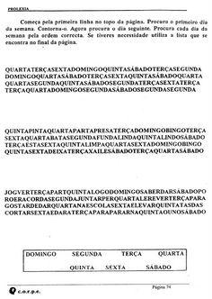 Atividades para alunos com dislexia ~ ESPAÇO EDUCAR