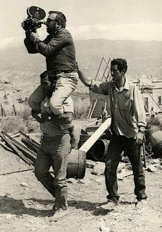 Sergio Leone and the art of making film