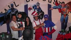 Fiesta Capitan America 26 de noviembre de 2011