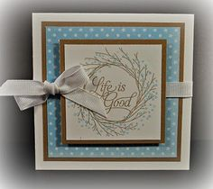 wreath stamp | Remarkable Wreath Stamp Set with Believe Paper | CTMH
