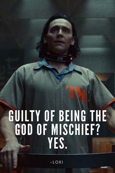 The Best Loki Quotes from the New Marvel Series on Disney+