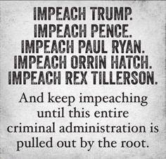 Impeach 'em all