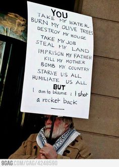 Story of the Palestinians..