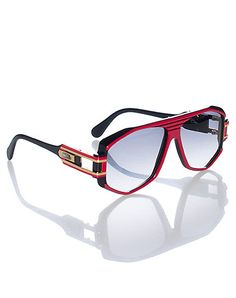 e70bd5877a CAZAL MENS 163 SUNGLASSES RED Cartier Glasses Men